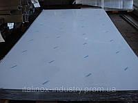 Нержавеющий лист мелкий шлиф 1,2 х 1250 х 2500