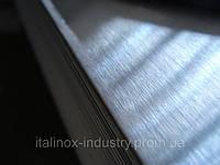 Лист нержавейка 4N+laser pvc AISI430 1,2 х 1500 х 3000