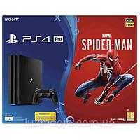 Игровая приставка Sony Playstation 4 PRO 1TB (CUH-7116B)