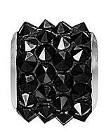 Бусины Сваровски crystals 80901 Jet (280)