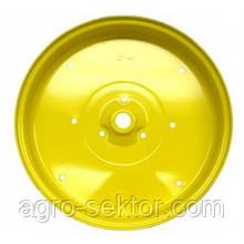 Диск колеса прикатывающего JD 1890, 7200, Kinze 2000 John Deere, Kinze A22780, A56621, GD11423