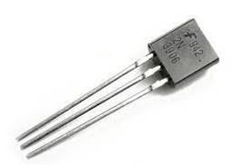 Транзистор биполярный 2N3906 PNP TO-92