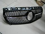 Решетка радиатора Mercedes A-class W176, фото 6