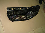 Решетка радиатора Mercedes A-class W176, фото 8