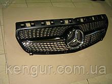 Решетка радиатора Mercedes A-class W176