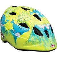 Шлем детский Bell Tater ярко-желтый Whale, Uni (47-53см) (ОРИГИНАЛ)