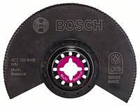Сегментований ніж з хвилястим лезом ACZ 100 SWB Multi Material BOSCH