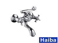 Смеситель для ванны Haiba Zeus-142