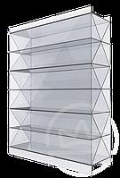 Сотовый прозрачный поликарбонат 16 мм Soton (Украина)