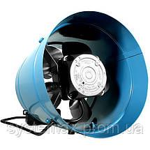 ВЕНТС ВКОМ 150 (VENTS VKOM 150) - осевой канальный вентилятор , фото 2