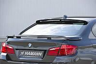 Спойлер крышки багажника BMW 5 F10 копия Hamann