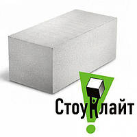 Газоблок/Газобетон Стоунлайт/Аэрок