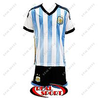 Футбольная форма  Аргентина. Бразилия 2014