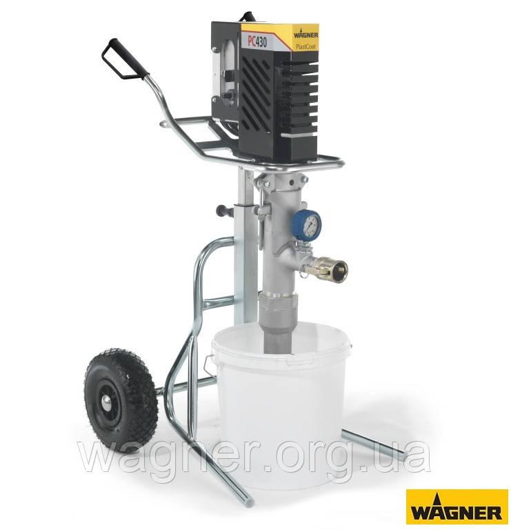 Апарат для штукатурки WAGNER PlastCoat 430 Е