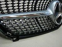 Решетка радиатора Mercedes W176