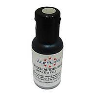Краситель гелевый Americolor перламутрово серебристый (silver sheen airbrush)