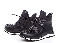 Ботинки GFB 34(р) Черный E3320-1