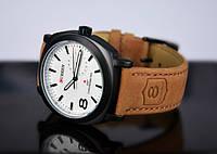 Мужские часы Curren (часы Куррен белые), фото 1