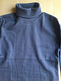 Детский гольфик UNRULY серый с начесом (1086/4), фото 3