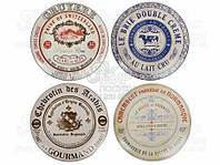 CreativeTops Набор тарелок для сыра Gourmet Cheese 19,5см SP3607