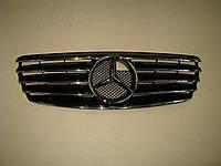 Решетка радиатора Mercedes W211 2002-2006
