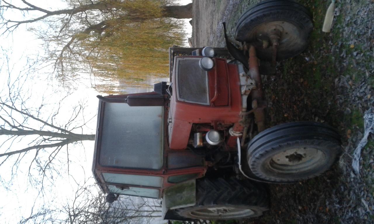 !!! Трактор Юмз 6 + прицеп+ плуг !!!