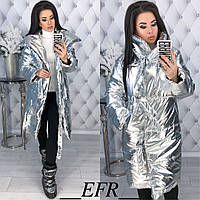 Куртка  зима глянцевая
