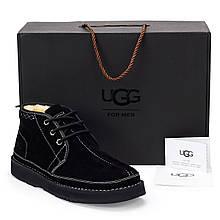 Натуральные мужские зимние ботинки UGG Australia (David Beckham) 41 размер