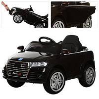 Электромобиль детский Audi M 3179EBLR-2 черный Гарантия качества Быстрая доставка