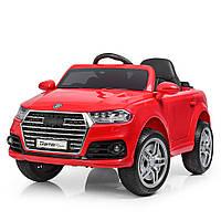 Электромобиль детский Audi M 3179EBLR-3 красный Гарантия качества Быстрая доставка