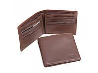 Мужской кошелек портмоне Ruff Ryder RE-00262W из телячьей кожи , фото 1
