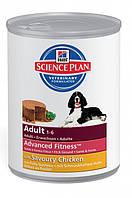 Консервы для взрослых собак с курицей Hills Adult Canine Chicken