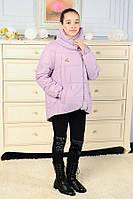 Осенняя куртка для девочки, фото 1