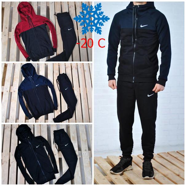 36363531 Мужской теплый спортивный костюм Nike! Зима 3 цвета! - Sport style -  магазин спортивной
