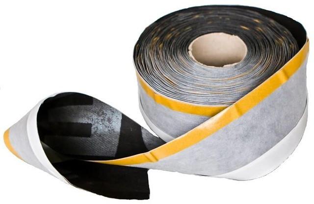 Бутилкаучуковые монтажные ленты