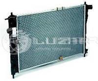 Радиатор охлаждения алюминиевый паянный ЛУЗАР LRc DWNx94147 для Daewoo Нексия