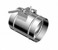 Дроссель-клапан ф100мм