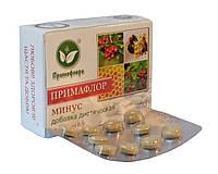 ПРИМАФЛОР-МИНУС понижает давление, снимает возбудимость 30 капсул Примафлора