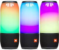 Портативная bluetooth колонка с подсветкой JBL  Pulse 3 BIG, Колонка с подсветкой, Мобильная  колонка блютуз