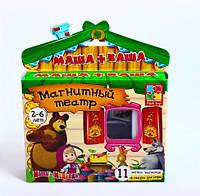 Магнитный театр Маша и медведь Vladi Toys (VT3206-06), фото 1