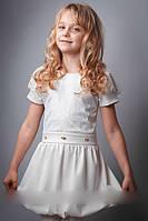 Нарядное детское платье колокольчик
