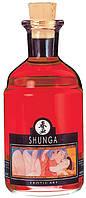 Масло массажное  APHRODISIAC OIL BLAZING CHERRY Shunga - 100ML (T272000)