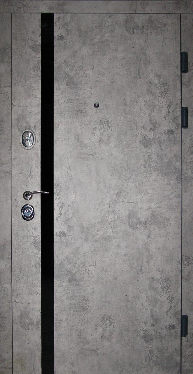 Входные двери Редфорт Лофт МДФ в квартиру