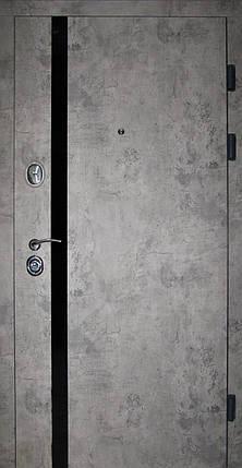 Входные двери Редфорт Лофт МДФ в квартиру, фото 2