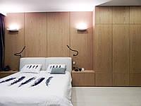 Комплект мебели в спальню на заказ в Киеве