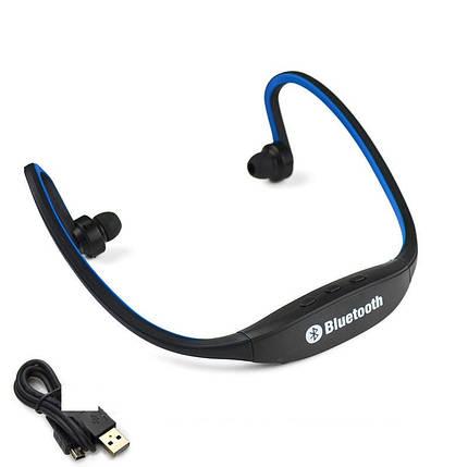 Наушники MP3 Sport (TF) Bluetooth  спорт MP3 , фото 2