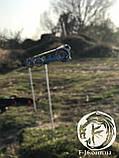 Карповое удилище G.S. KATAR 3.90 м. *3.50LBS кольцо 50мм, фото 5