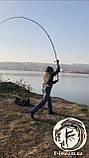 Карповое удилище G.S. KATAR 3.90 м. *3.50LBS кольцо 50мм, фото 2