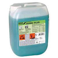 Инцидин плюс дезинфицирующий раствор для поверхностей, оборудования и инструментов любых типов.