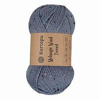 Пряжа Kartopu Melange Wool Tweed M1411